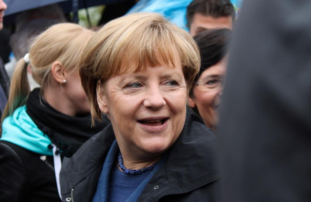 Merkel por mais quatro anos