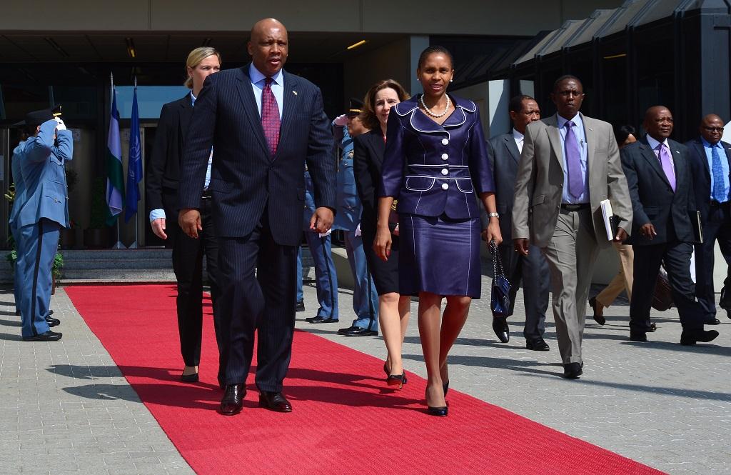 Angola na defesa e segurança continental