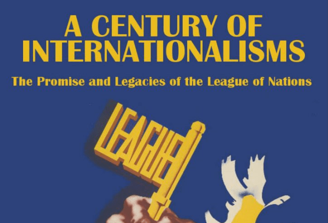 "18-20 SET | International Conference ""A Century of Internationalisms"""