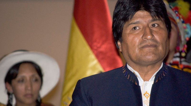 """""""Morales é forçado à demissão por forças militares"""""""