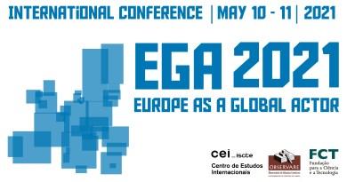 Europe as a Global Actor EGA