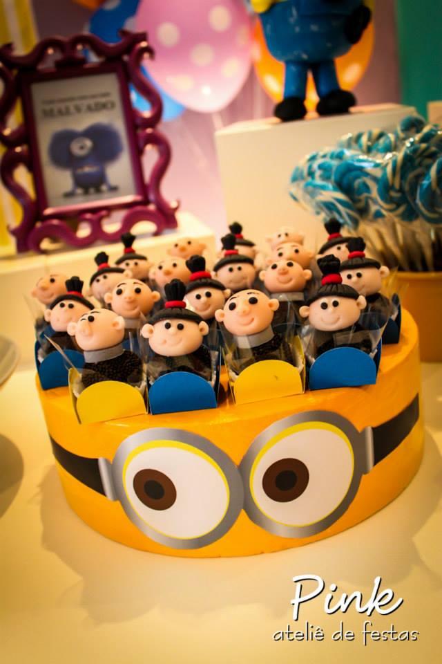 Ideas para cumpleaos Minions  Blog Celebrando Fiestas