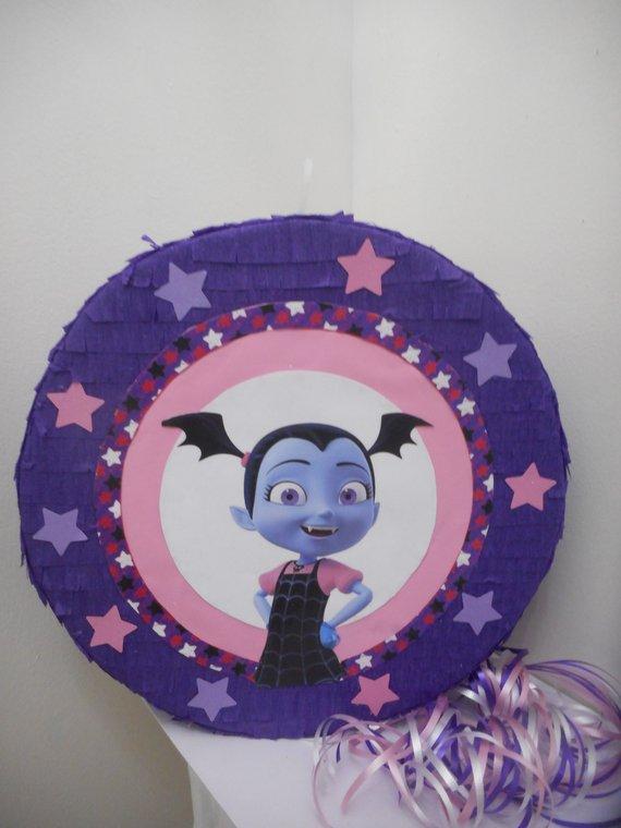 Ideas para decorar la fiesta de Vampirina  Blog