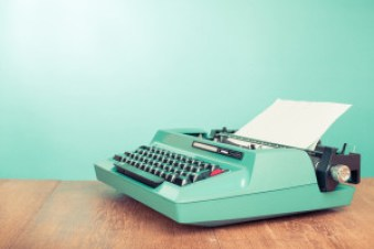 Format screenplay on your trusty typewriter
