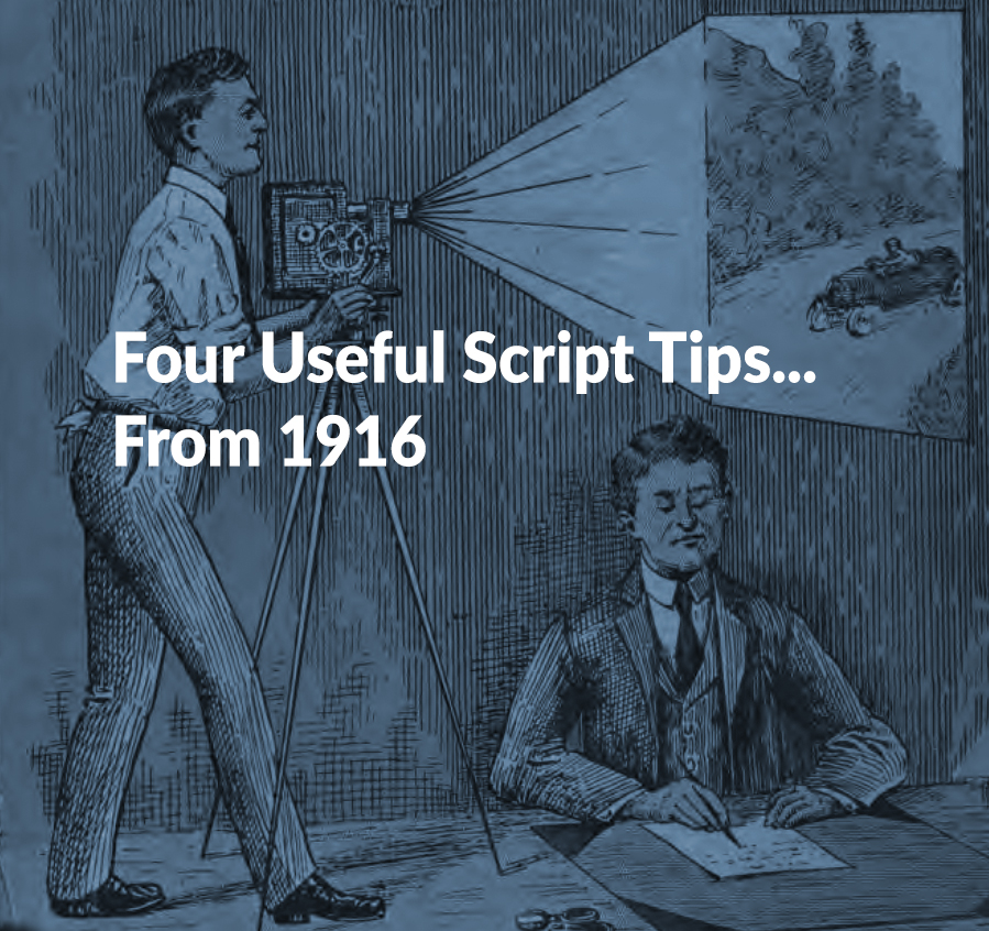 celtx script tips