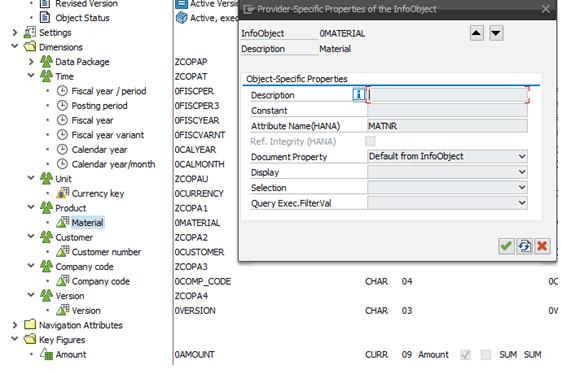 Reporting SAP ECC-COPA en temps réél sur SAP BW-HANA avec