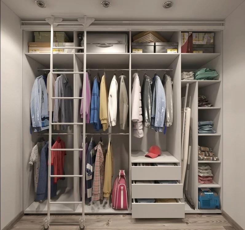 Dressing chambre  comment bien lamnager   Blog Centimetrecom