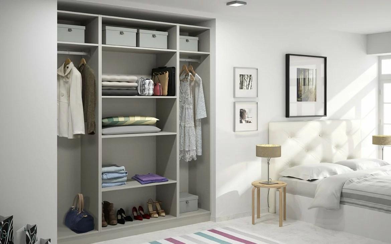 Dressing ouvert ou ferm  Faites votre choix   Blog Centimetrecom