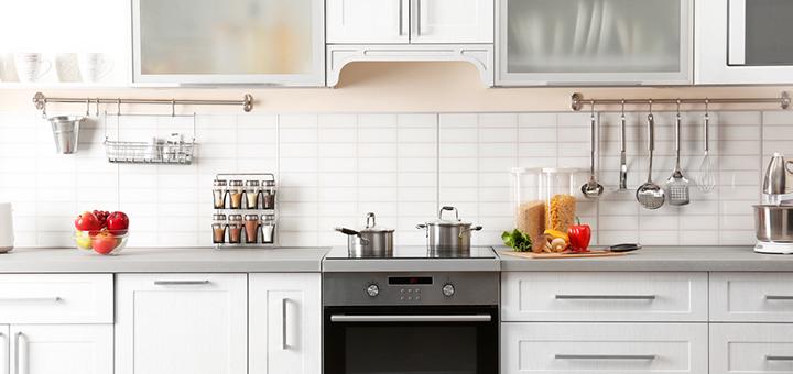 Cómo diseñar mi cocina para que luzca más grande