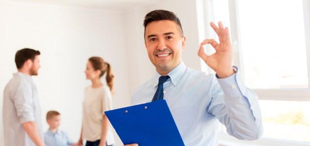 contratar agente ventas inmobiliarias