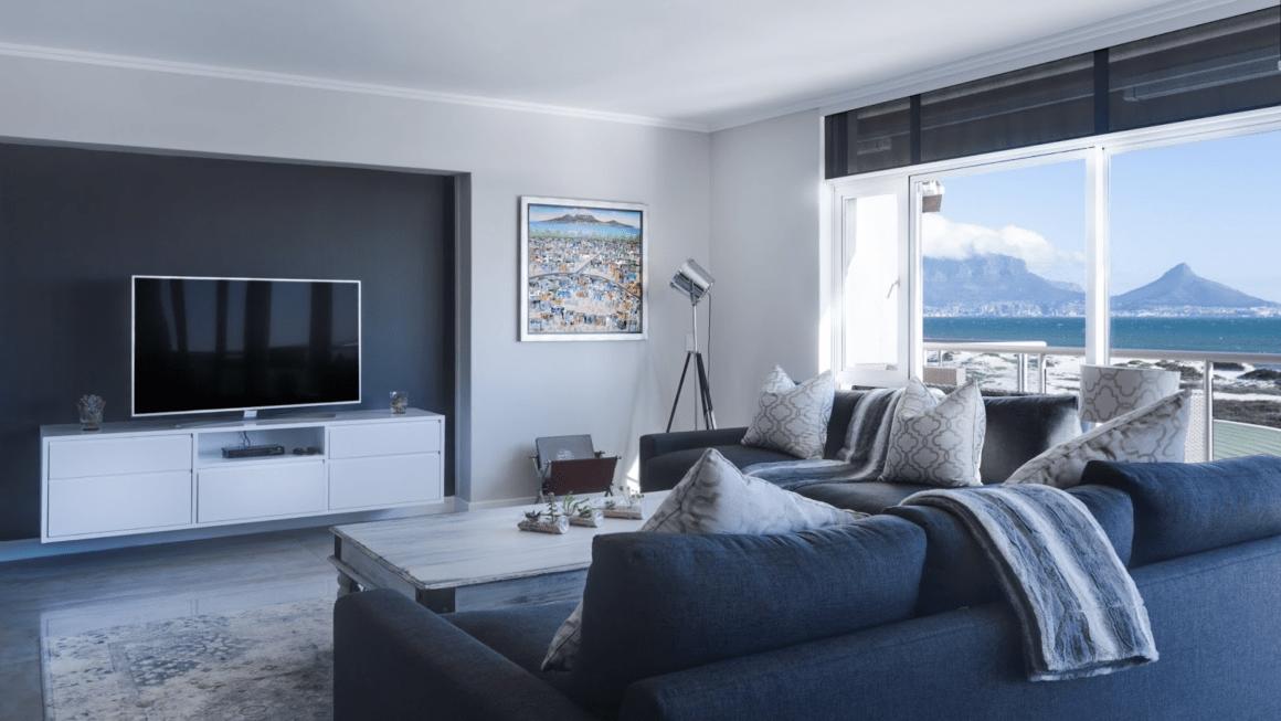 Consejos para diseñar la sala de televisión