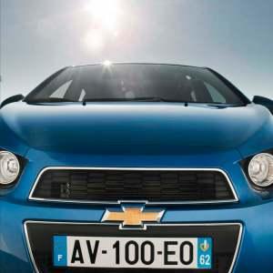 Chevrolet Aveo: giovane, sportiva, dinamica