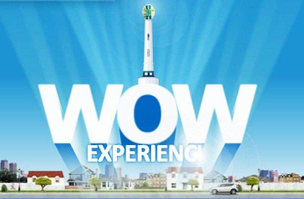 La wow experience è davvero wow