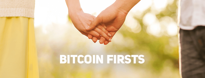 Top-5 Bitcoin Firsts