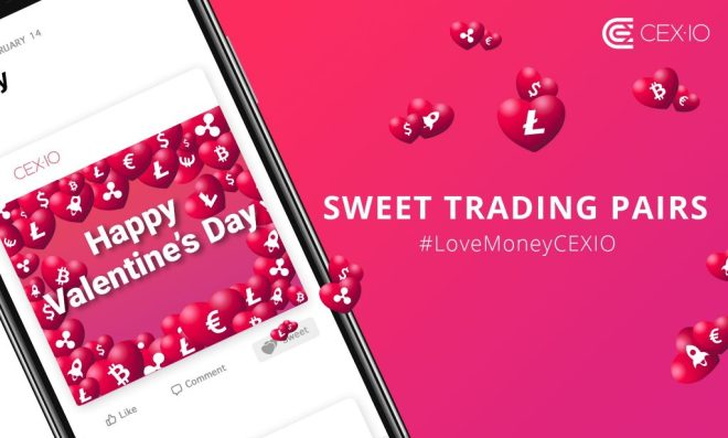 0.01% Trading Fee and Presents to Celebrate Valentine's Day