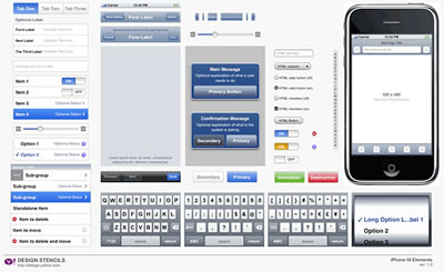 Preview : Mobile - iPhone