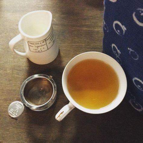 12:00を過ぎると何かが変わる?知らない銘柄の紅茶を淹れる。さぁて、どんなんだろ〜 #teatime #紅茶 (Instagram)