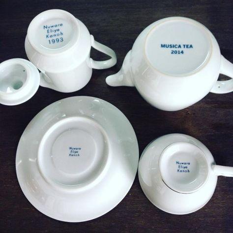 ムジカティーの歴史を感じさせる。 #ムジカティー #老舗紅茶専門店 (Instagram)