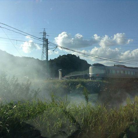 秋の風景。またね、舞鶴(*^^*) #京都府 #舞鶴市 (Instagram)