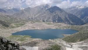 Daral lake
