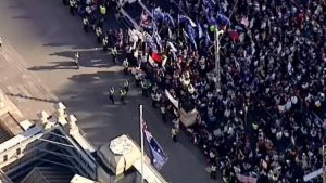 rallies nine news