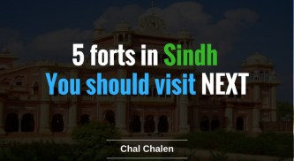 Forts in Sindh