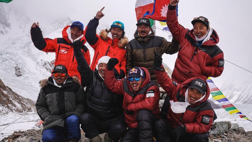 k2 winter summit