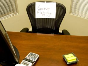 Dealing with meeting absentees