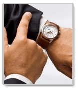 How to be punctual for Chama meetings