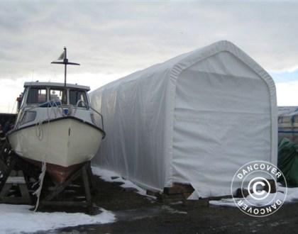 Tente de stockage-4X14X4,5X5,5-M
