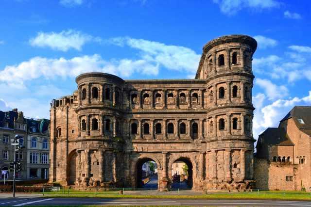 Treveris en Alemania la ciudad más antigua