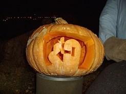 2014 guy fawkes pumpkin