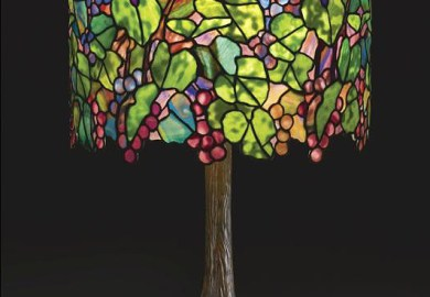 Authentic Tiffany Table Lamps