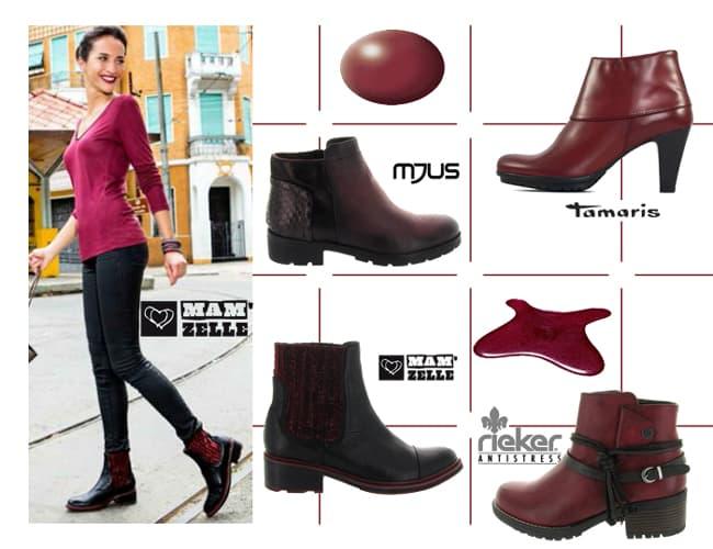 boots-bordeaux