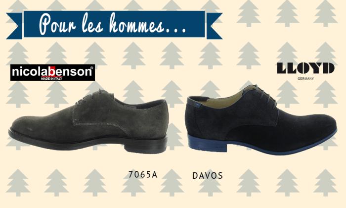 chaussures spécial fêtes maison homme