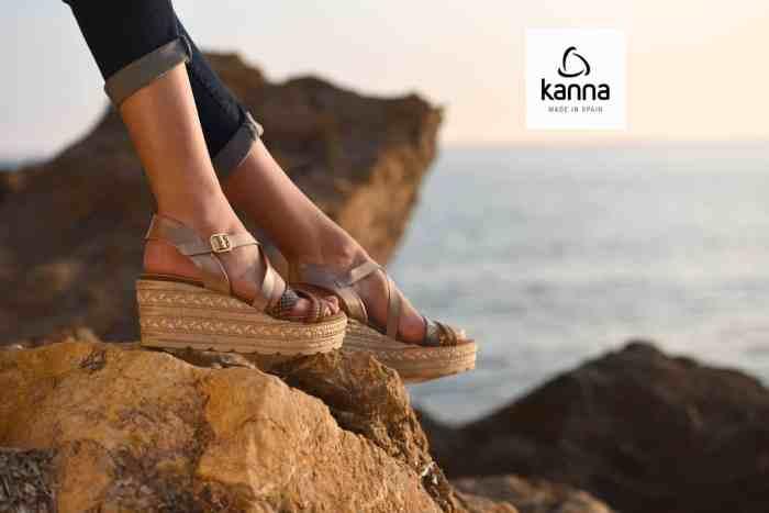 Sandales d'été Kanna