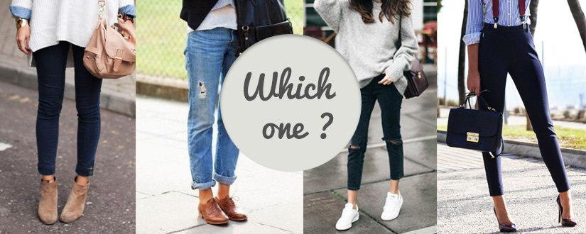 Choisir ses chaussures en fonction de sa morphologie La
