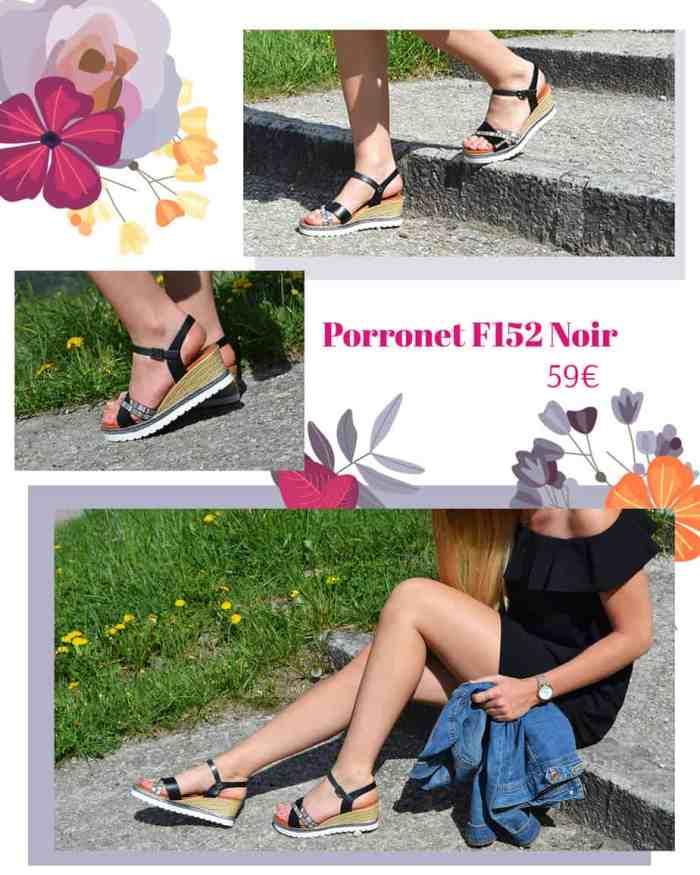 Sandales Porronet