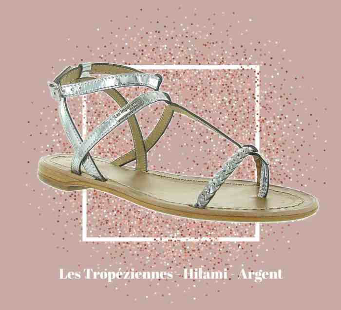 sandales les tropéziennes