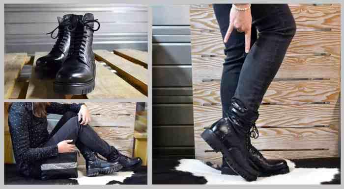 Chaussuresonline-look-idée-bottines-noir-automne-rock-ootd-tendance-armando-marque-chaussusures-boots