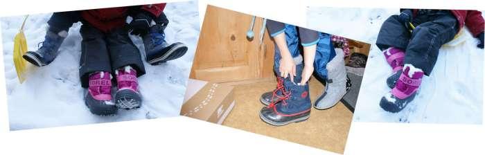 ChaussuresOnline-100%kids-enfants-fille-garçon-yootpacnylon-rose-bleu-tendance-mode-hiver-neige-fourrées-bottes-froid