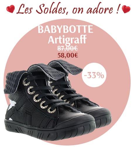 ChaussuresOnline-blog-Babybotte-Artigraff-bébégarçon-noir-chaussures-soldeshiver2019-tendance-mode-style-