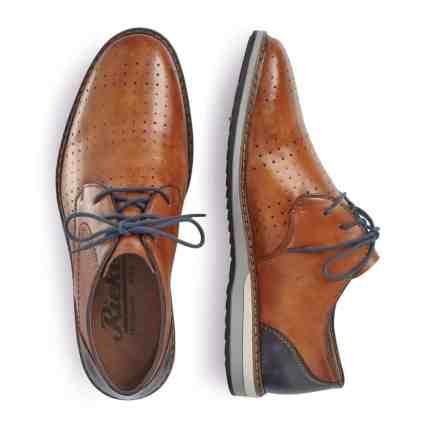 Rieker-chaussuresàlacets-16811-marron-voyage-confort-antistress-homme-mode-fashion-tendance-lacets-marine-cuir