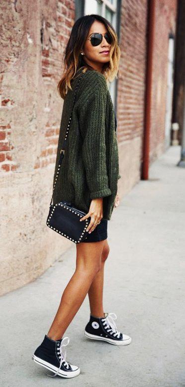 chaussures-femme-tendance-mode-soleil-jupebaskets-adidas-stansmith-mode-idéelook-collant-printempsété2019-baskets-sneakerstoiles