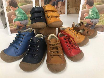 collection chaussure garçon naturino - chaussuresonline