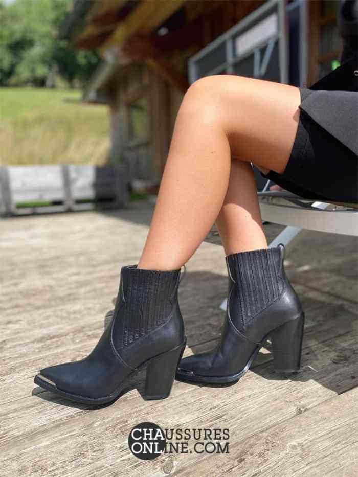 Boots santiags tendance ASH