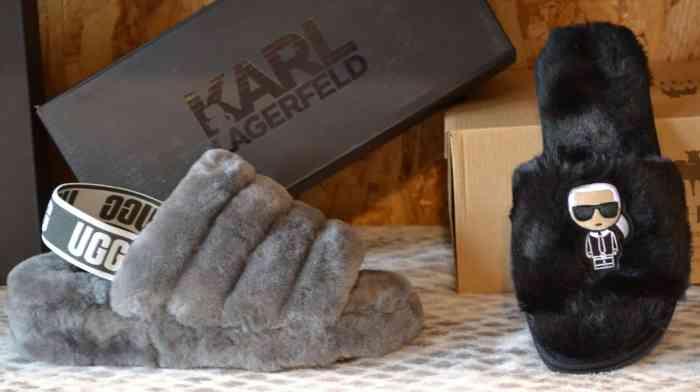 Chausson, fashion, UGG, Karl Lagerfeld