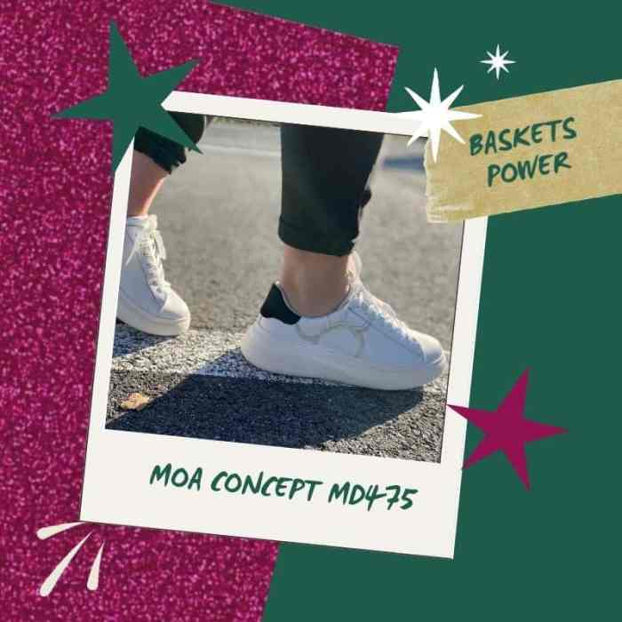 CHAUSSURES MOA CONCERT MICKEY