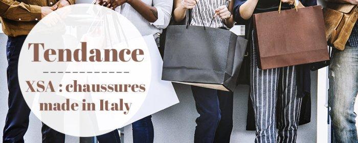 XSA CHAUSSURES : les baskets italiennes