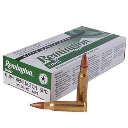6.8 SPC Defensive Ammunition